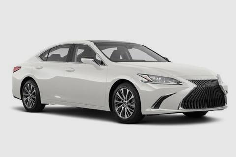 Lexus ES 300H Car Accessories