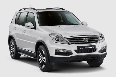 SsangYong Rexton Car Accessories