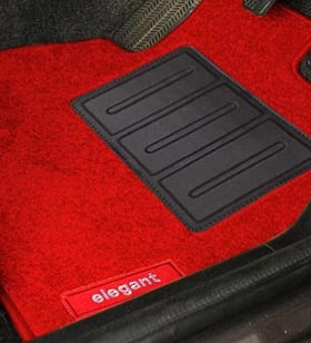 Colorful Floor Mats