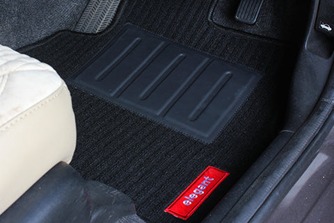Cord Carpet Car Floor Mats