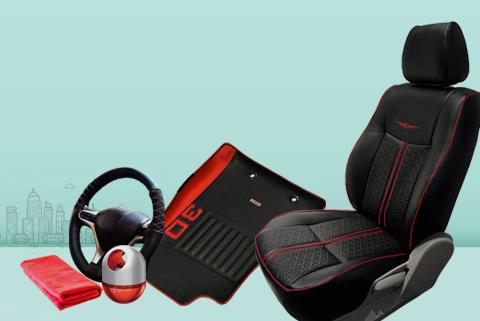 Complete Car Interior Accessories Combos