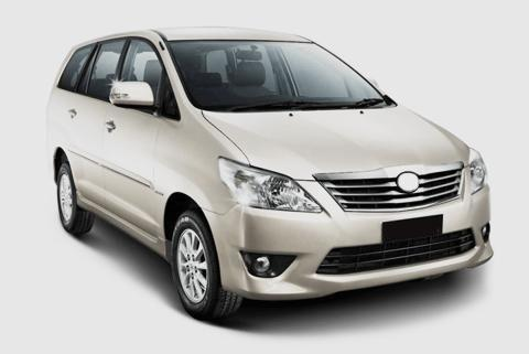 Toyota Innova Car Accessories