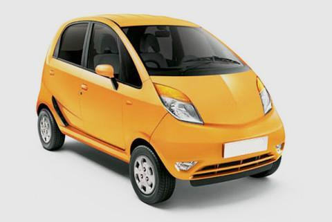 Tata Nano Std Car Accessories