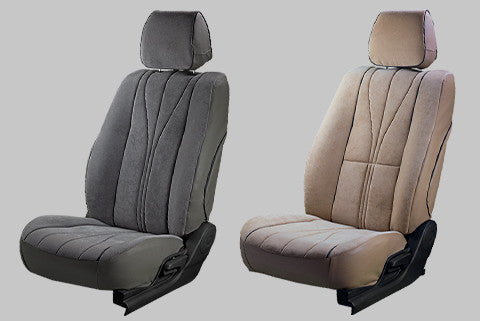 Europa Rider Velvet Fabric Car Seat Covers