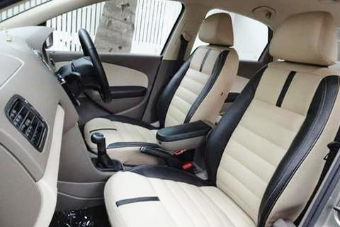 Nappa Grande Duo Art Leather Car Seat Covers