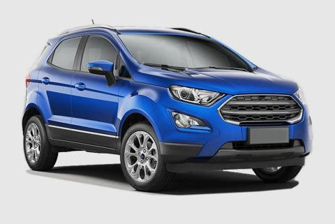 New Ford Ecosport Car Accessories