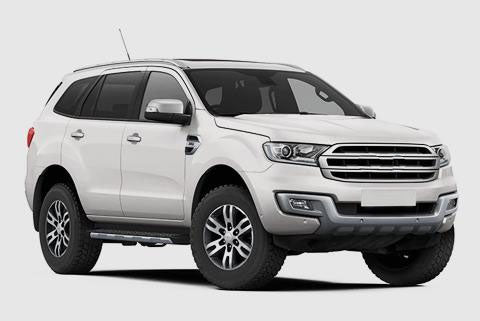 New Ford Endeavour Car Accessories