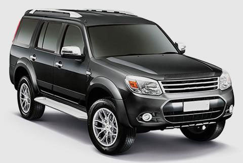 Ford Endeavour Car Accessories