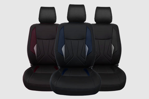 Glory Robust Leather Car Seat Covers