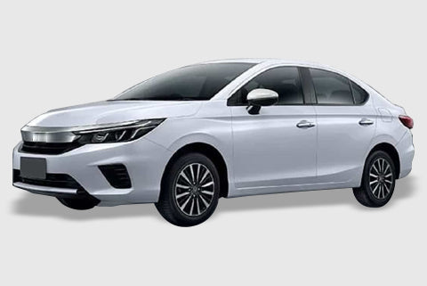 New Honda City 2020 Car Accessories