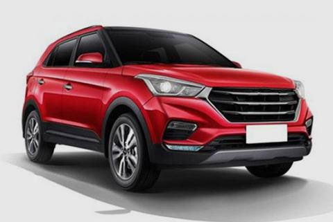 New Hyundai Creta Facelift