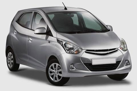 Hyundai Eon Car Accessories