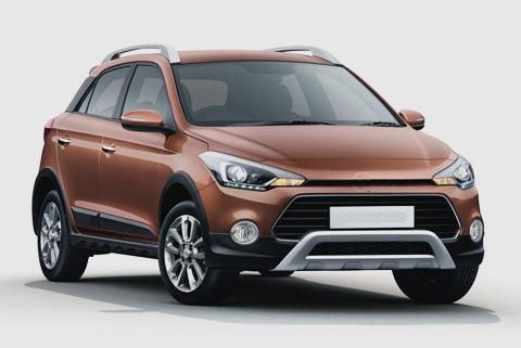 New Hyundai i20 Active Car Accessories