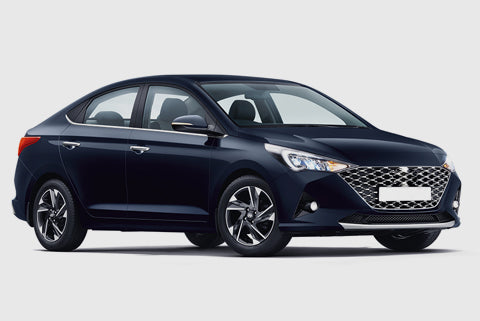 Hyundai Verna Car Accessories