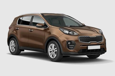 Kia Sportage Car Accessories