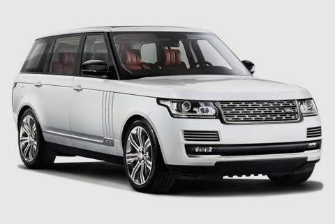 Land Rover Range Rover Car Accessories
