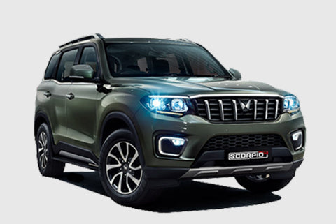 New Mahindra Scorpio Facelift Car Accessories
