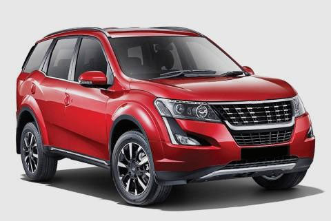 New Mahindra XUV500 Facelift