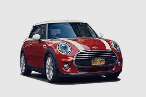 Mini Cooper Car Accessories