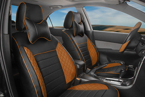 Nappa Uno Art Leather Car Seat Cover
