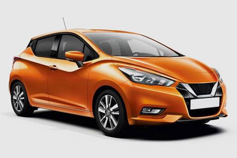 Nissan Micra Car Accessories