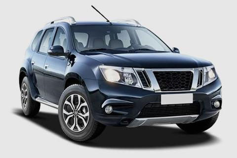 Nissan Terrano Car Accessories