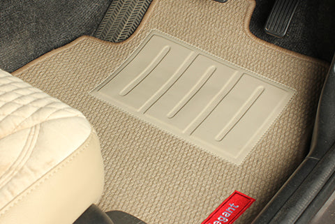Popcorn Carpet Car Floor Mats