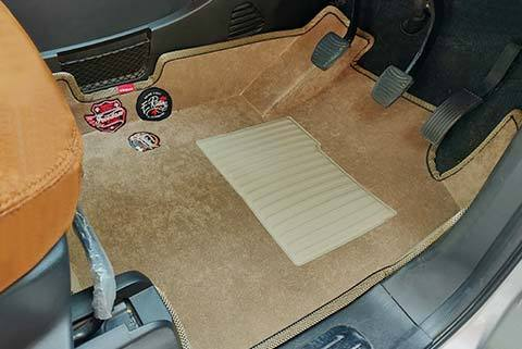 Royal 5D Car Floor Mats