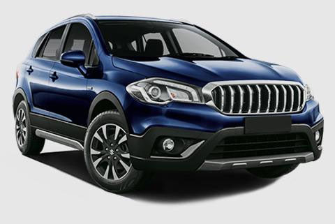 Maruti S-Cross Car Accessories