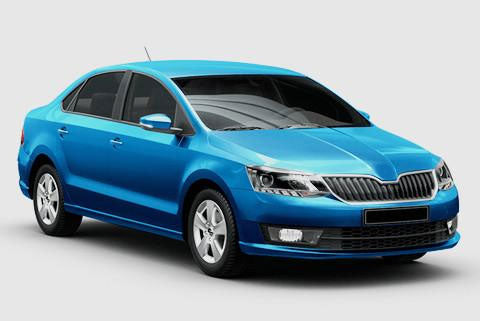 Skoda Rapid Car Accessories