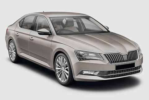Skoda Superb Car Accessories
