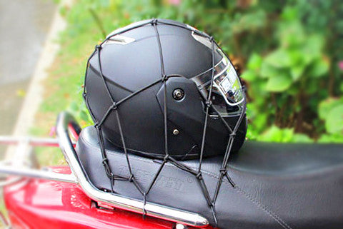 Spider Bungee Motorcycle Cargo Holder
