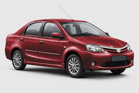 Toyota Etios Car Accessories