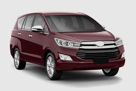 Toyota Innova Crysta Car Accessories
