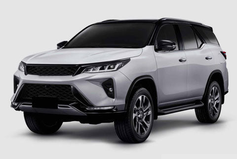 Toyota Fortuner Car Accessories