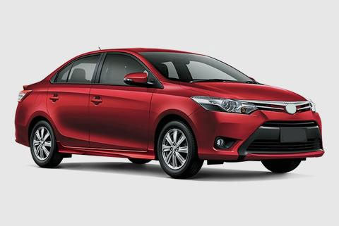 Toyota Vios Car Accessories