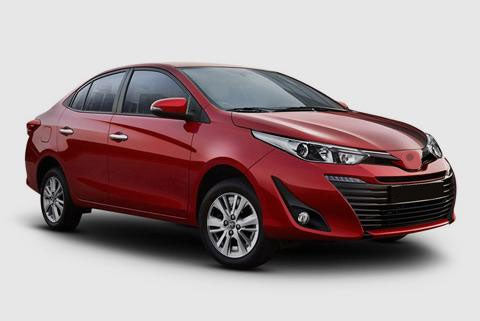 Toyota Yaris Car Accessories
