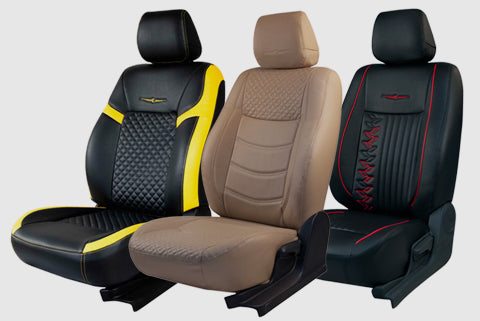 Trend Leather Car Seat Cover