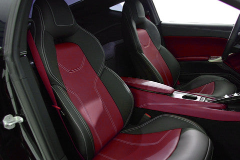 Trend Knight Art Leather Car Seat Covers