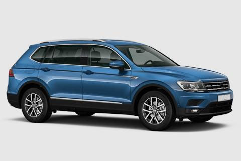 Volkswagen Tiguan Car Accessories