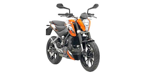 KTM Duke 200-KTM Duke 200 Seat Cover | Duke 200 Accessories | KTM Duke 200 Cleaning Cloth | Bungee Net for KTM Duke 200 | Cargo Bungee Net