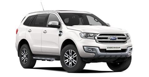 New Ford Endeavour 2017
