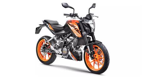 KTM Duke 125 Accessories | KTM Duke 125 Seat Cover |KTM