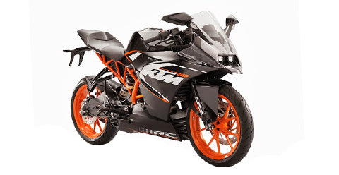 KTM RC 200-KTM RC 200 Seat Covers | RC 200 Accessories | KTM RC 200 Bungee Cord | KTM RC 200 Cleaning Cloth | Bungee Net for RC 200