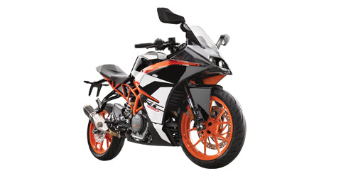 KTM RC 390-KTM RC 390 Seat Covers | KTM RC 390 Accessories | KTM RC 390 Bungee Cord | Microfiber Cleaning Cloth for KTM RC 390 | Spider Bungee Rope