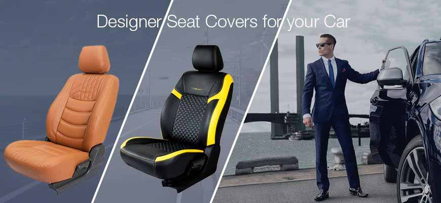 Elegant Art Leather Seat Covers