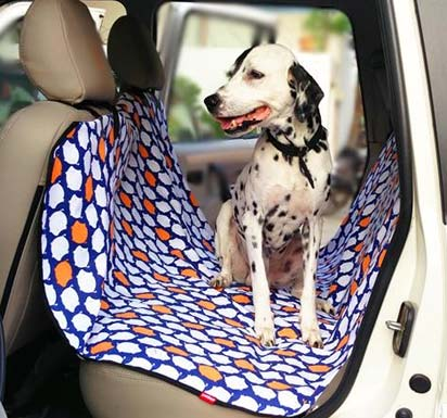 PROTECTIVE PET CAR SEAT COVERS
