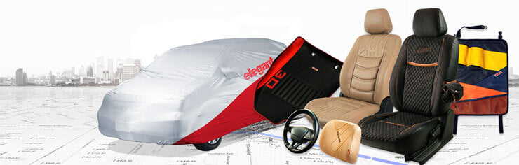 car accessories header banner
