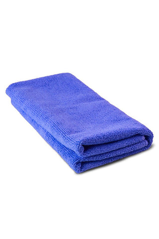 Microfibre Cloth Blue