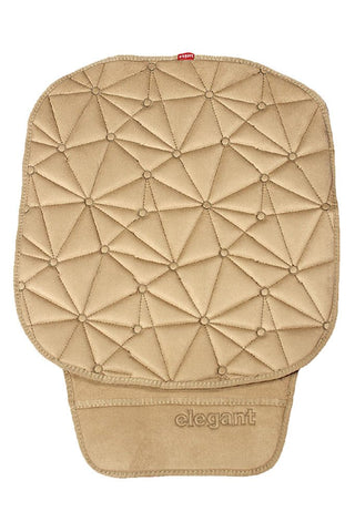 Space CoolPad Car Seat Cushion Beige (For Driver)